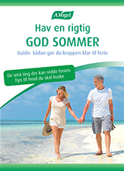 Hav en god sommer brochure